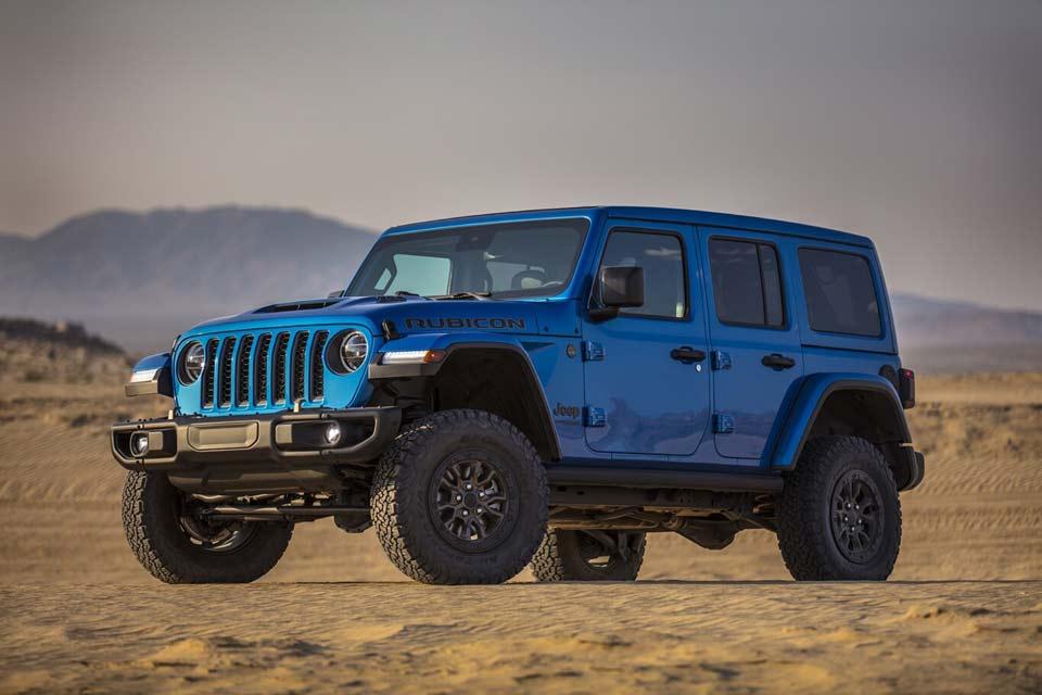 El nuevo Jeep Wrangler Rubicon