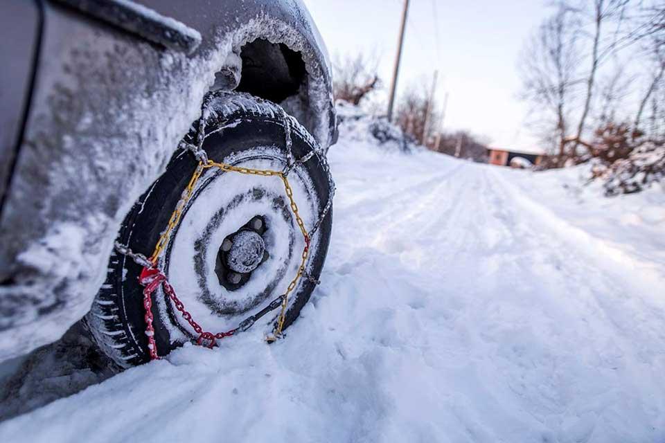 Cuándo usar los neumáticos de invierno y cómo mantenerlos correctamente