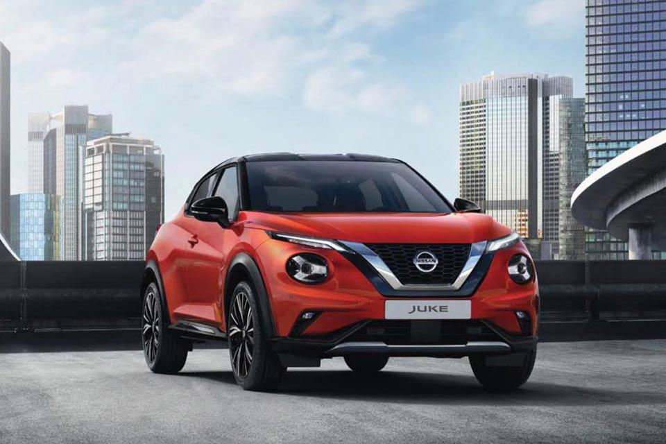 El nuevo Nissan Juke 2021 amplía su gama: estrena el acabado Enigma