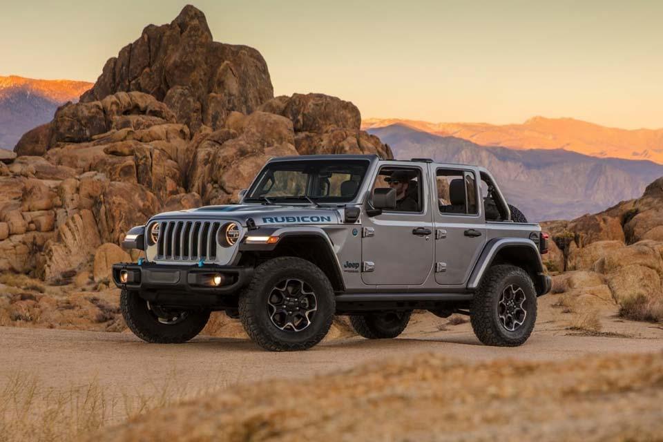 Comienza la comercialización del Jeep Wrangler 4xe en Europa
