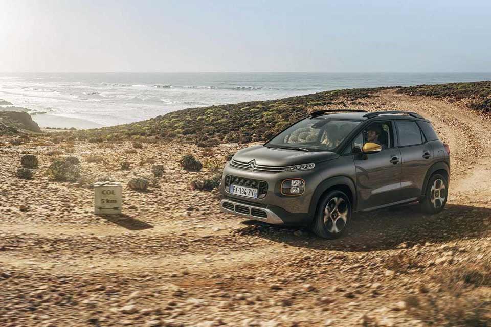 Novedades en los SUV de Citroën: el C3 Aircross se actualiza por completo