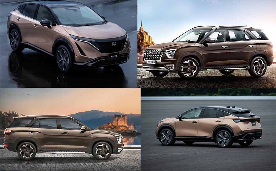 Ariya y Alcazar, los nuevos SUV de Nissan y Hyundai