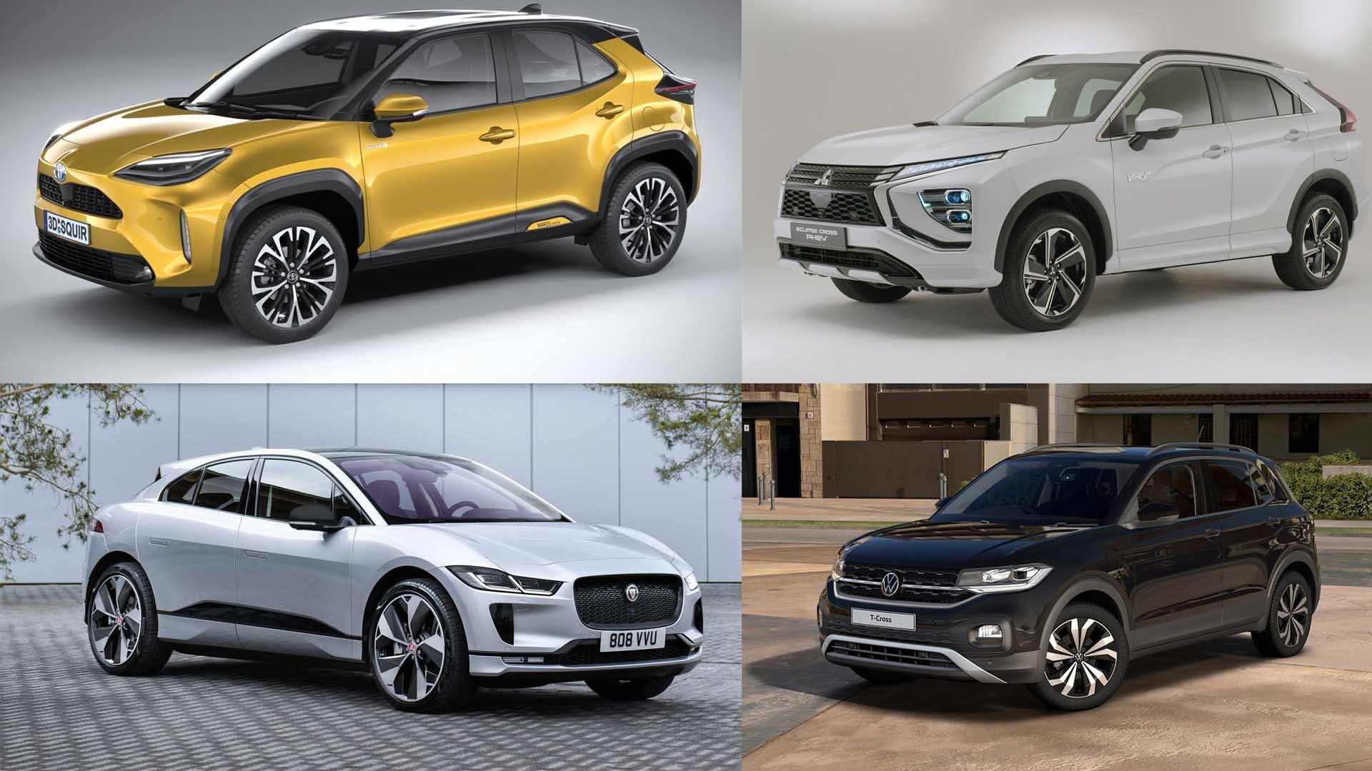 Estos son los nuevos modelos SUV que llegan al mercado español