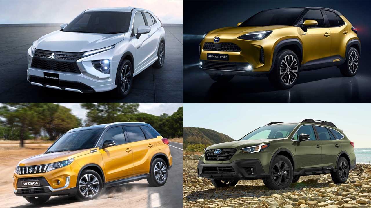 Los nuevos modelos SUV que salen próximamente al mercado
