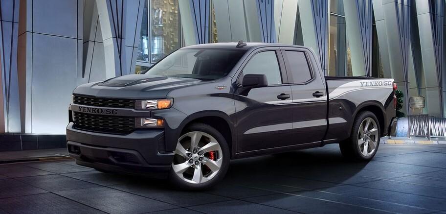 Chevrolet-Silverado-Yenko