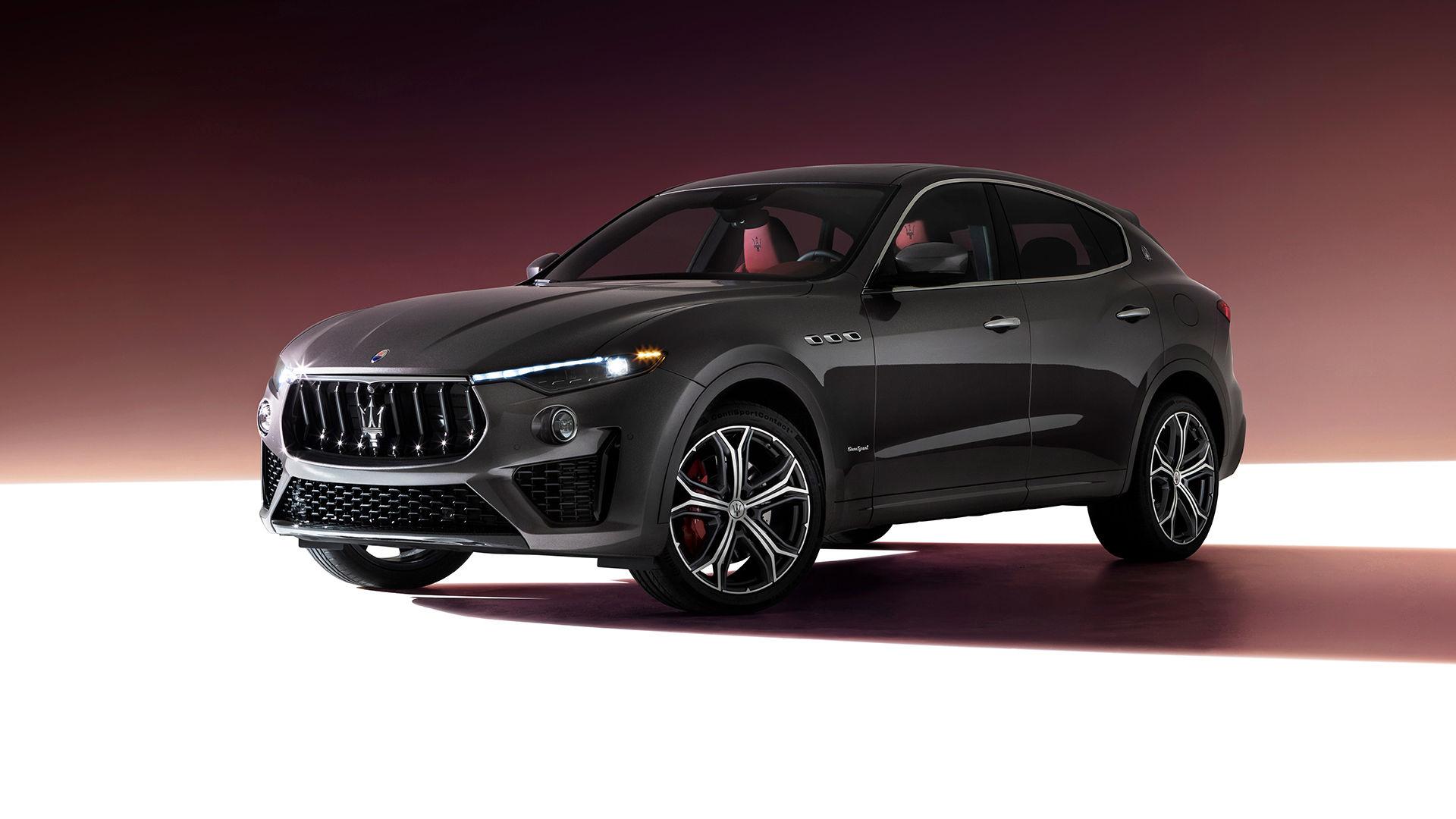 Maserati-Levante-Hybrid