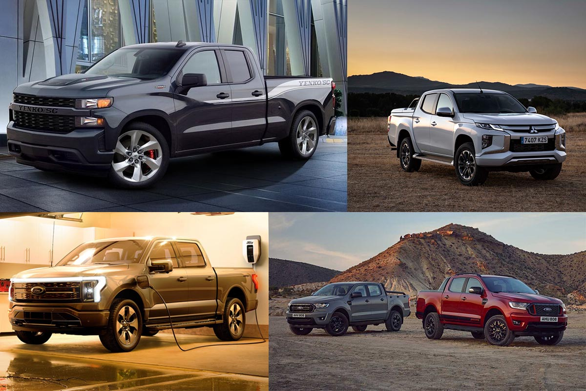 ¿Os gustan las pick-up? Atentos a los nuevos modelos presentados