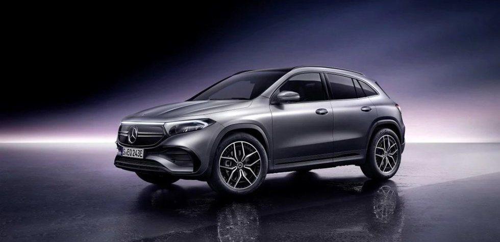 Mercedes-Benz EQA-300-4Matic
