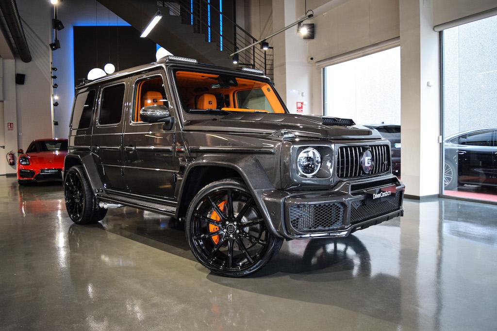 Mercedes-G-Carbon
