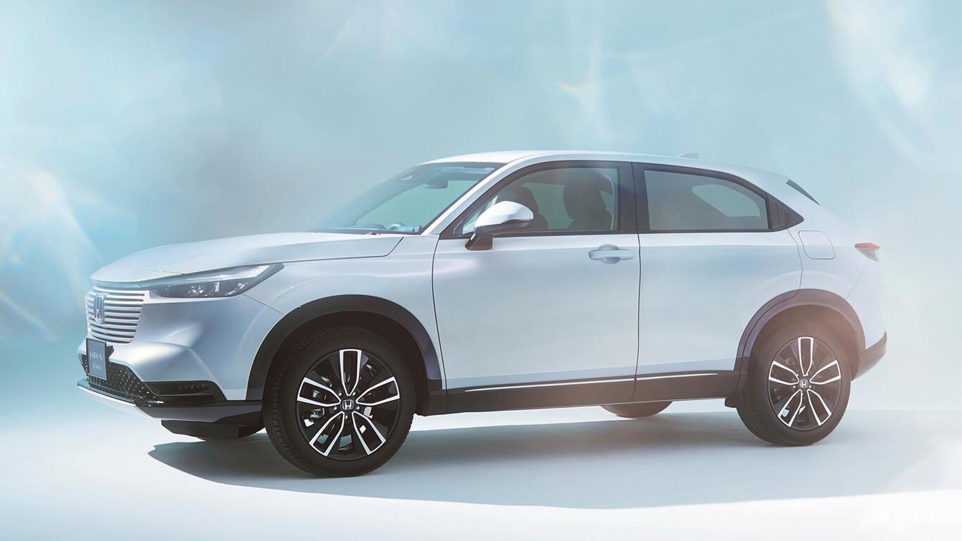 Honda-R-V-2022