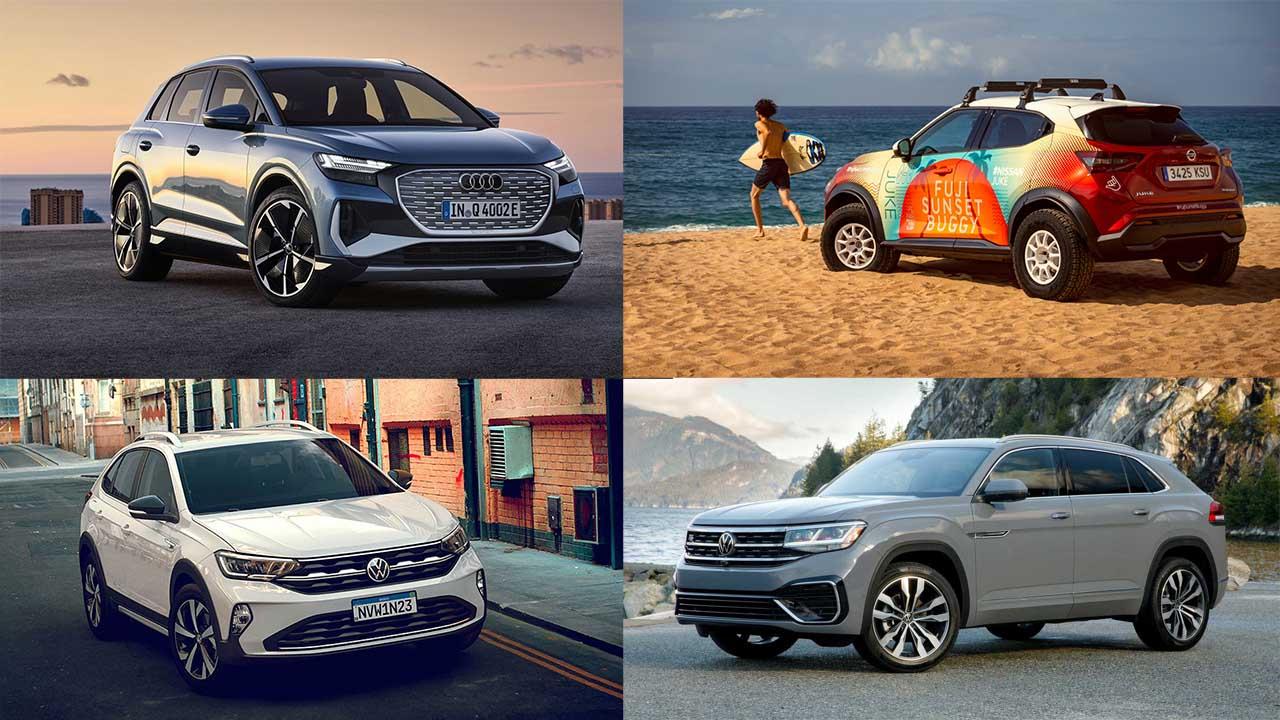 Más novedades y presentaciones de modelos SUV y todoterrenos finalizando julio