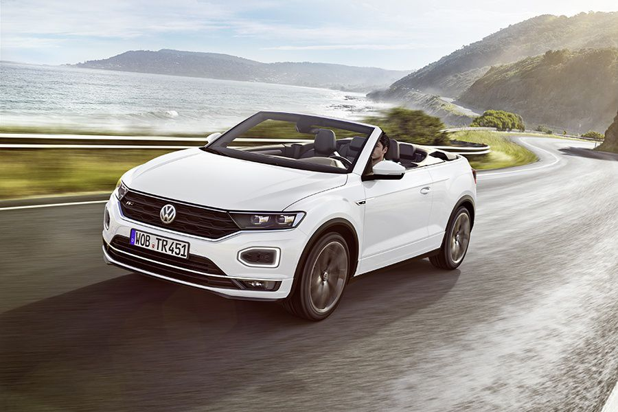 Volkswagen-T-Roc-Cabrio
